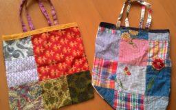 Patchmina bags