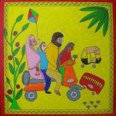 Aggarwal family picnic